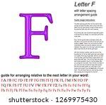 glowing neon purple color shiny ... | Shutterstock . vector #1269975430