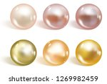 realistic different colors... | Shutterstock .eps vector #1269982459