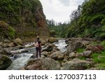 karangahake gorge new zealand | Shutterstock . vector #1270037113