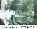 coffee shop   cafe blurred... | Shutterstock . vector #1270044853