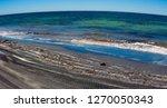 dark mineral ilmenite... | Shutterstock . vector #1270050343