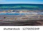 dark mineral ilmenite... | Shutterstock . vector #1270050349