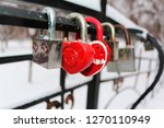 Relationship Lock In Shape Of...