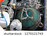 Clam Or Mussel Fishing Pots Or...