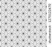 beautiful pattern japanese... | Shutterstock .eps vector #1270122670