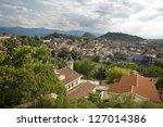 plovdiv  bulgaria   Shutterstock . vector #127014386