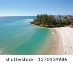 aerial view coolangatta | Shutterstock . vector #1270154986