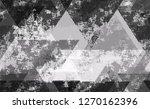 urban geometric grunge... | Shutterstock .eps vector #1270162396