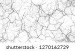 halftone grunge vector seamless ... | Shutterstock .eps vector #1270162729