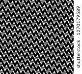 zigzag lines  triangles... | Shutterstock .eps vector #1270179589