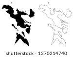 bicol region  regions and... | Shutterstock .eps vector #1270214740