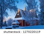 iitti  finland   january 10 ... | Shutterstock . vector #1270220119