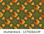vintage style. stock raster... | Shutterstock . vector #1270266139