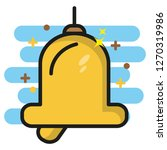 bell icon illustration with...