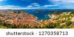panorama view at amazing... | Shutterstock . vector #1270358713