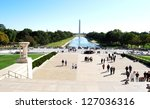 washington  dc   october 18 ... | Shutterstock . vector #127036316