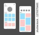 illustration of social app...