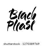 beach please summer retro... | Shutterstock .eps vector #1270389769
