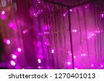 abstract purple pink and white... | Shutterstock . vector #1270401013