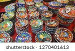 Turkish Colorful Porcelain...