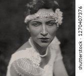 wet plate. collodion... | Shutterstock . vector #1270407376