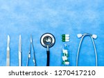medical instruments for... | Shutterstock . vector #1270417210