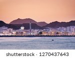 cityscape view of muscat city... | Shutterstock . vector #1270437643