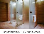 interior of turkish sauna ...   Shutterstock . vector #1270456936