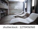 interior of turkish sauna ...   Shutterstock . vector #1270456960