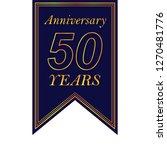anniversary  50 years...