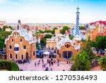 barcelona  spain   may 27  2016 ... | Shutterstock . vector #1270536493