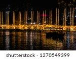 the dubai fountain   december... | Shutterstock . vector #1270549399