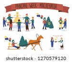 """maslenitsa"" is the russian... 