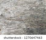 old wood plank texture | Shutterstock . vector #1270647463