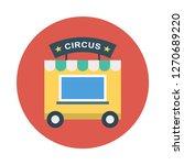 stall   circus   shop  | Shutterstock .eps vector #1270689220