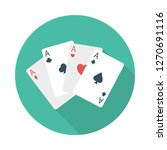 playing card  poker  jack  | Shutterstock .eps vector #1270691116