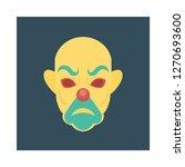 clown  joker  circus   | Shutterstock .eps vector #1270693600