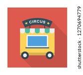 stall   circus   shop  | Shutterstock .eps vector #1270694779