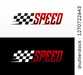 Fast Speed Logo Designs Concept ...
