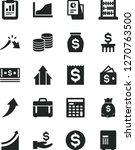 solid black vector icon set  ...   Shutterstock .eps vector #1270763500