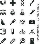 solid black vector icon set  ...   Shutterstock .eps vector #1270764079