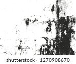 distressed overlay texture of... | Shutterstock .eps vector #1270908670