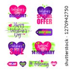 icon collection for valentine s ...