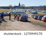 hornborgasjon  sweden  april ...   Shutterstock . vector #1270949170