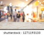 abstract blur image of people... | Shutterstock . vector #1271193133
