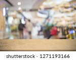 abstract blur image of people... | Shutterstock . vector #1271193166