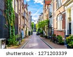 amsterdam  noord holland the... | Shutterstock . vector #1271203339