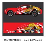 car and vehicle  anime graphic...   Shutterstock .eps vector #1271291233