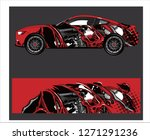 car and vehicle  anime graphic... | Shutterstock .eps vector #1271291236