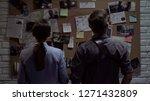 secret agency teammates...   Shutterstock . vector #1271432809